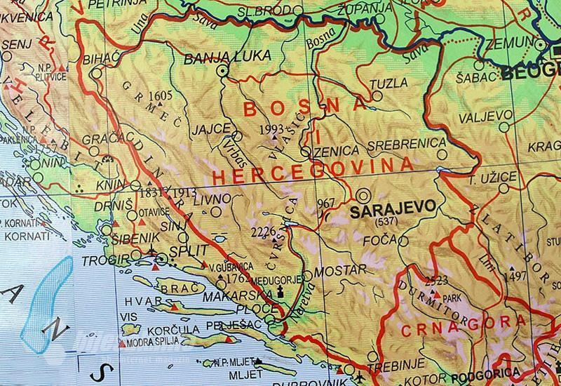 Srbija I Crna Gora Zatvorile Granice Sa Bosnom I Hercegovinom